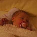 Pierwszy miesiąc życia dziecka