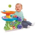 Fontanna z piłek Playskool dla niemowlaka