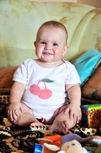 Dziewiąty miesiąc życia dziecka