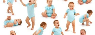 Pierwszy roczek – rozwój dziecka miesiąc po miesiącu