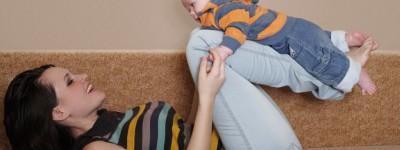 Mamusiu, jaka Ty jesteś piękna – jak pozbyć się brzuszka po ciąży?