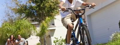 Dziecko a rower – kilka ważnych rad