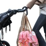 Uchwyt do torby na wózek