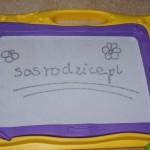 Magnetic Ocean Sketcher tablica-znikopis Smiki