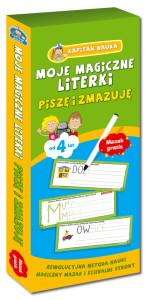 moje magiczne literki front 3d 555px szer1 146x300 Czego możemy nauczyć dziecko z książek?