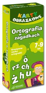 ortografia front 3d 555px szer 148x300 Czego możemy nauczyć dziecko z książek?