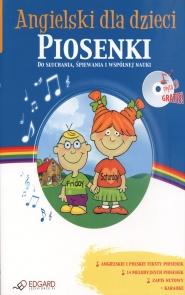 get okladka php  Angielski dla dzieci. Piosenki do słuchania, śpiewania i wspólnej zabawy