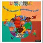 """""""Dzięki zmysłom poznajemy świat"""": książeczki dla dzieci"""