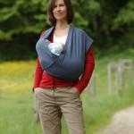 Chusta i nosidło Amazonas Carry Baby