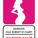 Parking dla kobiet w ciąży – dobry pomysł?