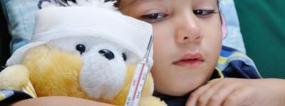 Domowe sposoby na przeziębienie u dziecka