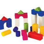 Dmuchane klocki budowlane Relaks-Toys