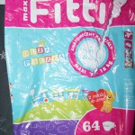 Pieluszki Fitti z Biedronki