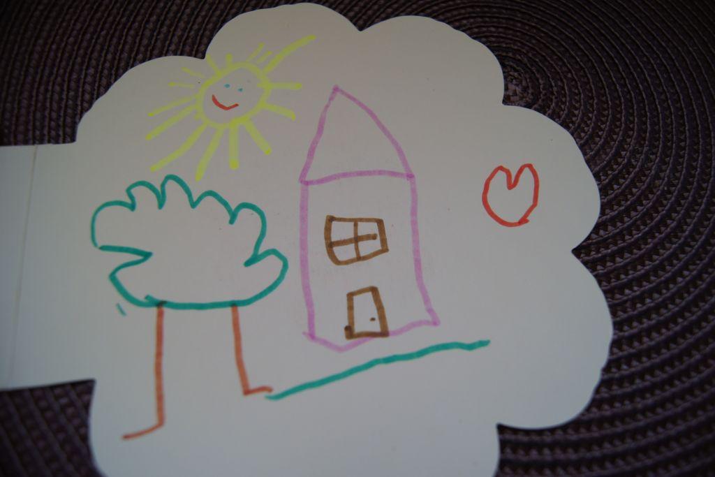 Rysunek pięciolatka