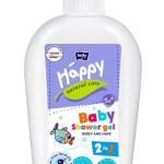 Bella Baby Happy NATURAL CARE żel do ciała i włosów 2w1
