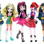Barbie, Monster High Upiorni Uczniowie