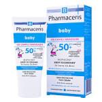 Pharmaceris bezpieczny Krem ochronny do twarzy dla dzieci SPF50
