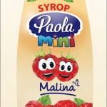 Syrop Paola mini – Malina