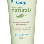 Johnson's Baby, Soothing Naturals, Krem intensywnie nawilżający