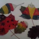 Wyczarowane z liści