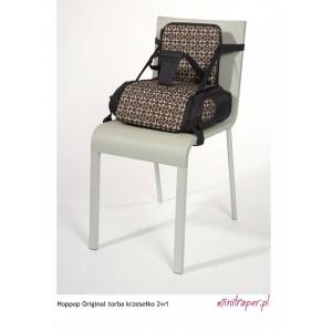 Hoppop - torba krzesełko 2w 1 Nagroda w konkursie