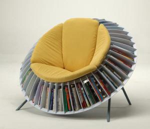 miejsce na czytanie