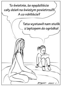 Rysunek Autorki artykułu