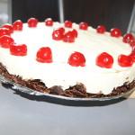 Czekoladowy, bezglutenowy tort bez pieczenia