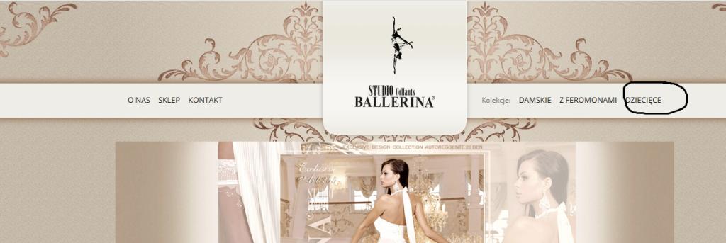 ballerina gl