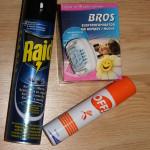 Deet w preparatach na komary. Używasz tych środków?