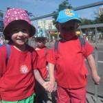 Do czego przedszkolakom potrzebny jest spacer?