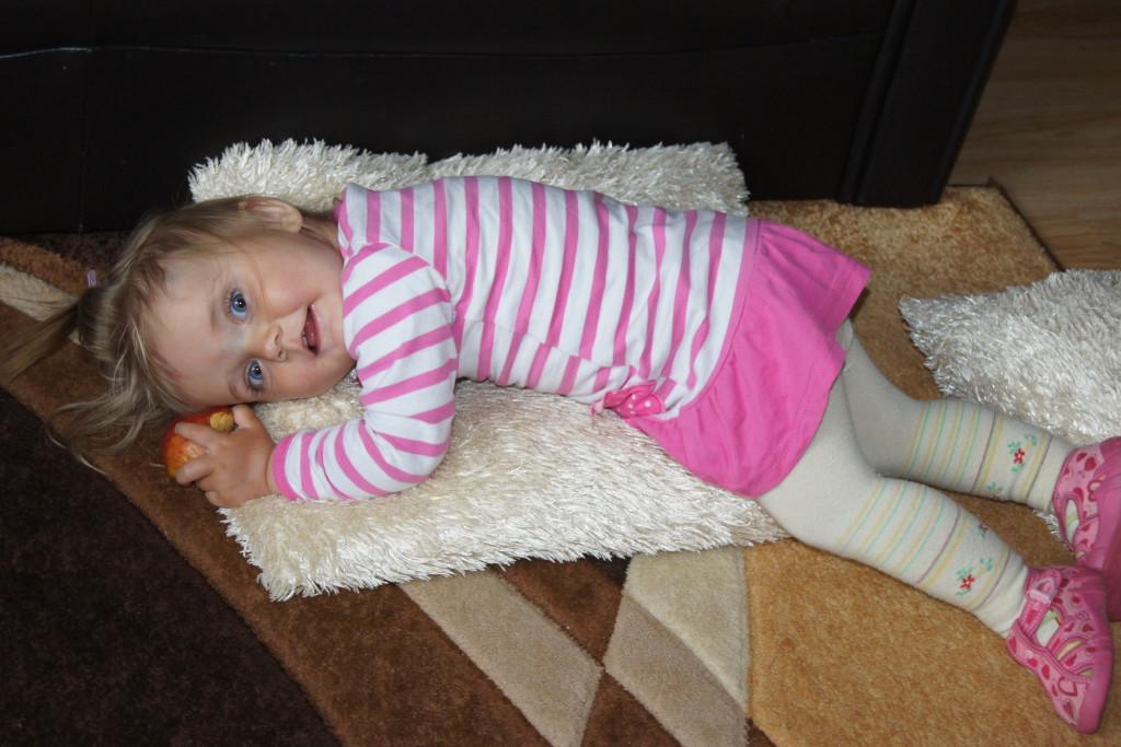 15 miesiąc życia dziecka