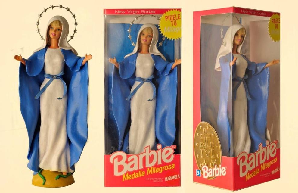 barbie maryja