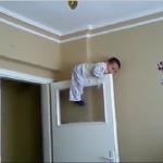 Dziecko-pająk