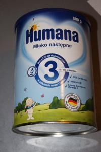 mleko Humana 3