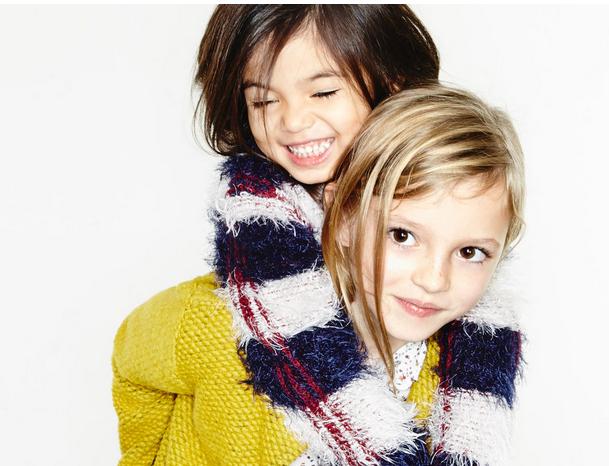 672b46299b985 W Zara Kids ubierzemy niemowlę, kilkulatka i starsze dziecko. Co ciekawe  wiele ubrań otrzymamy w wersji dziecięcej i niemal takie same – dla  dorosłych.