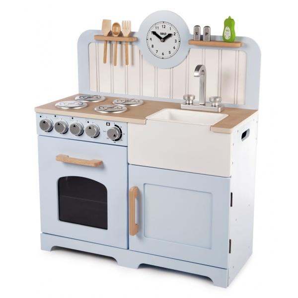 Prezent dla 4 latka pomys y na 4 urodziny dla dziewczynki - Cucina legno bambini usata ...