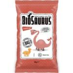 BioSaurus – ekologiczne chrupki dla dzieci bez glutenu