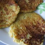 Placki ziemniaczane bez jajek i tłuszczu. Kuchnia alergika
