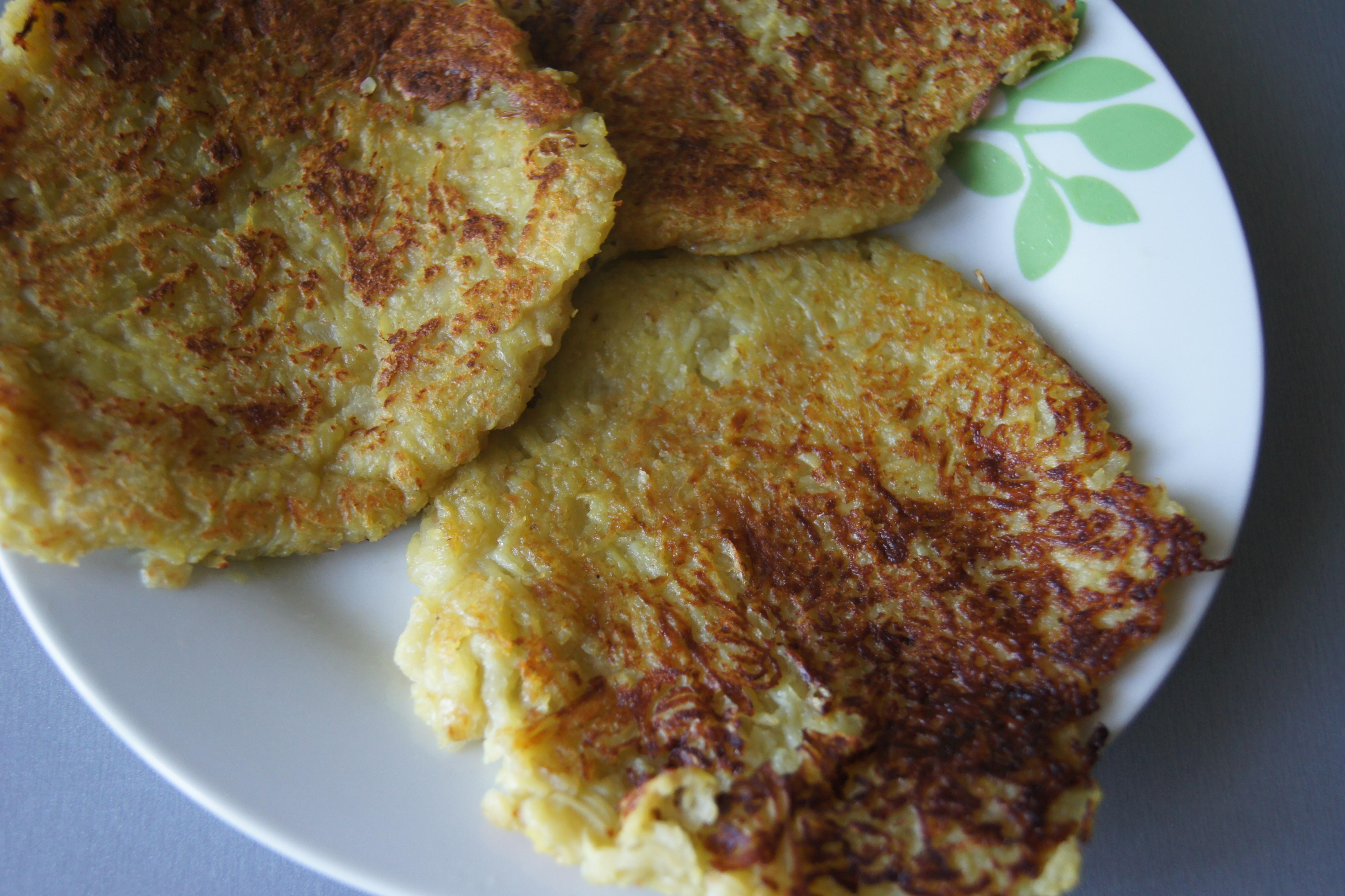 Placki Ziemniaczane Bez Jajek I Tłuszczu Kuchnia Alergika