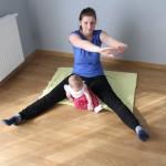 Ćwiczenia dla mamy i dziecka po porodzie