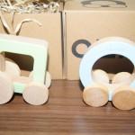 Drewniane autka ODA – kolejna superzabawka od LullaLove