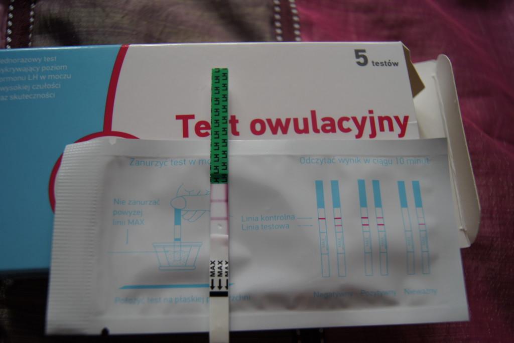 test owulacji