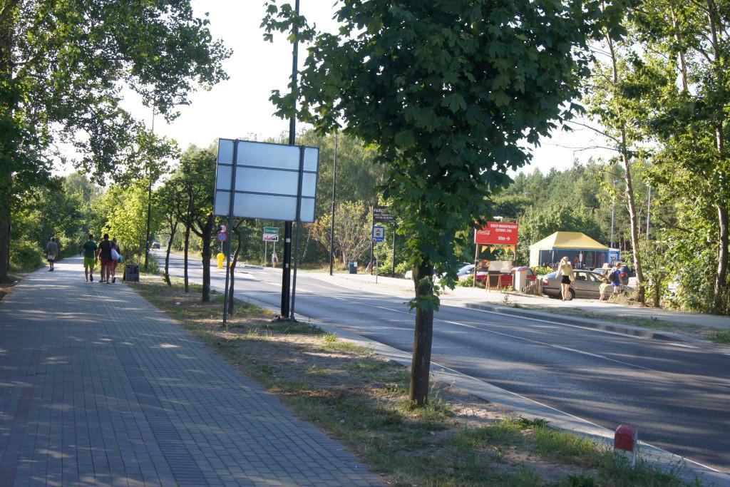 Trasa rowerowa na Hel