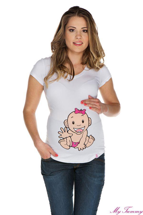 odziez-ciazowa-t-shirt-ciazowy-dziewczynka