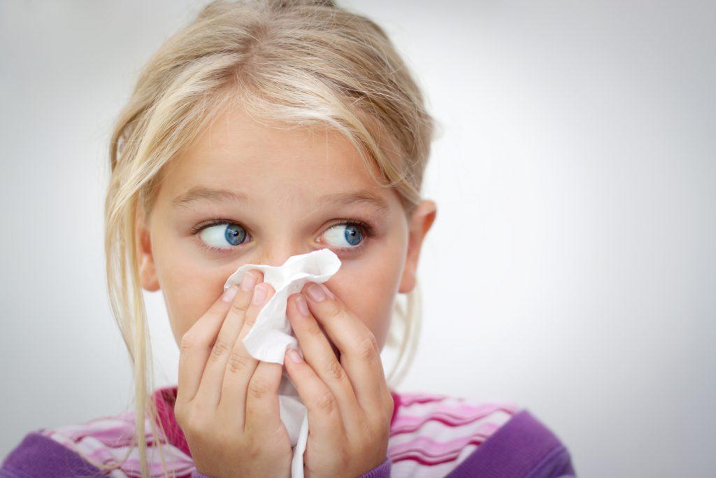 alergia u dzieci czy przeziębienie