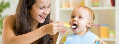Nowoczesne rozszerzanie diety niemowląt, czyli Baby Led Weaning