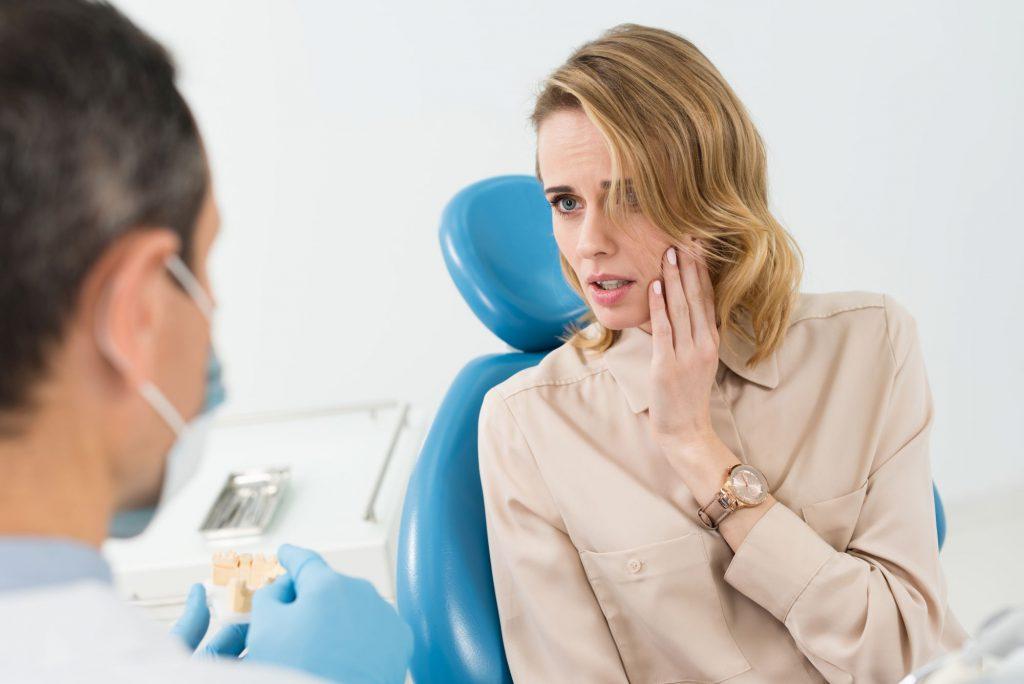 ból zęba w trakcie karmienia piersią