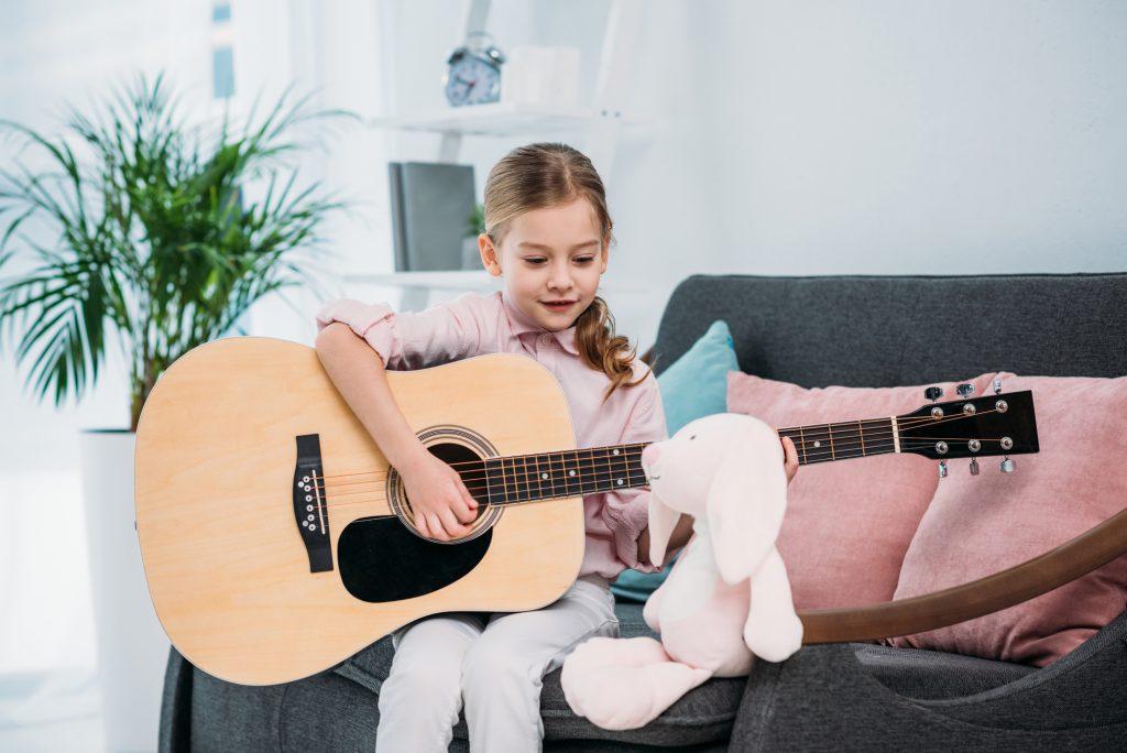 nauka gry na instrumencie