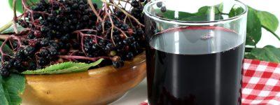 Czarny bez i sok z czarnego bzu na odporność, na przeziębienie i na wzmocnienie
